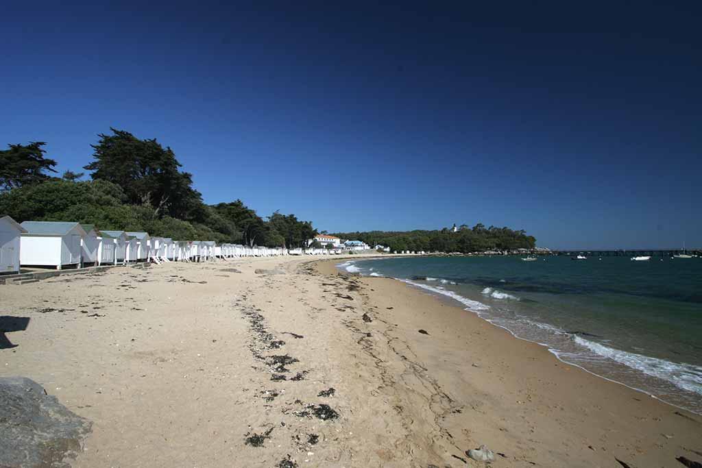 Plage des Dames à Noirmoutier