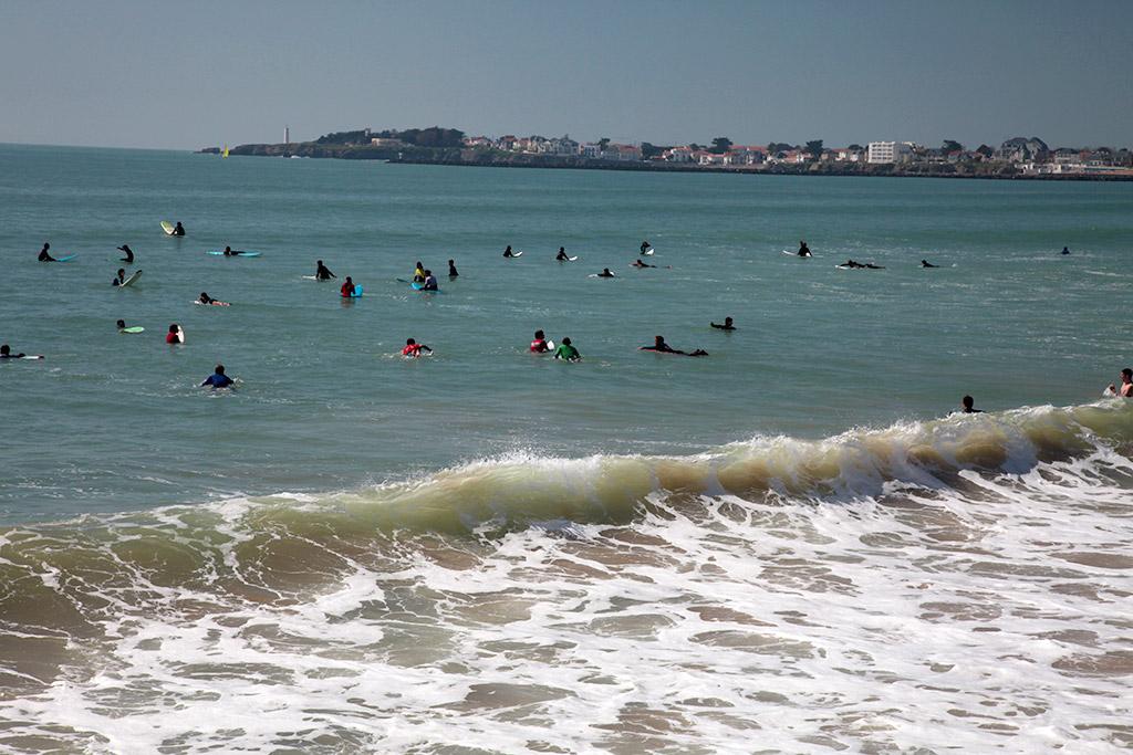 Surf en pays de Vie et de Monts