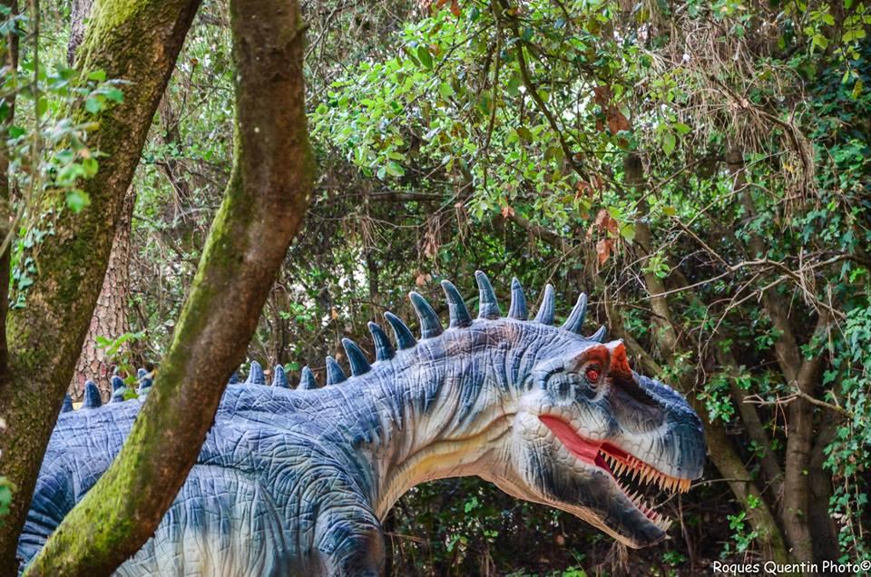 Dino Parc saint hilaire de riez