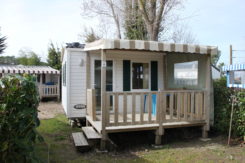 Mobil-home 1 chambre 2 pers.