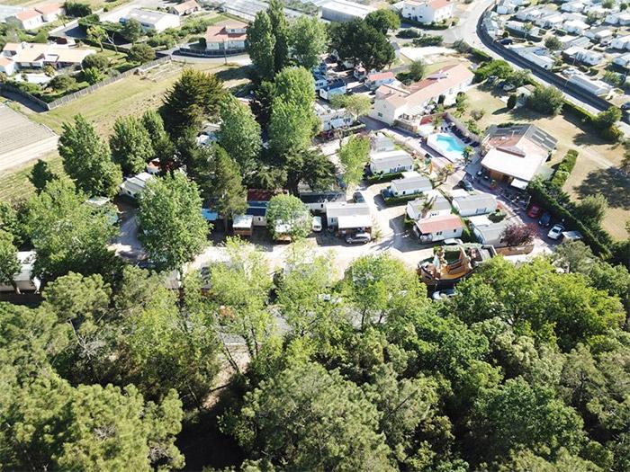 séjour week-end en camping à Saint Hilaire de Riez
