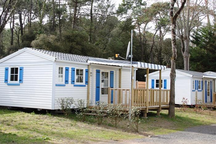 location mobil home à Saint Hilaire de Riez