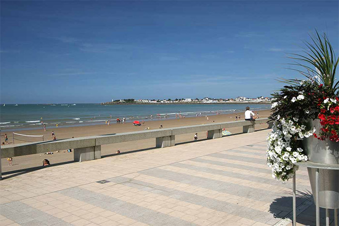 camping calme proche de la plage St Hilaire de Riez