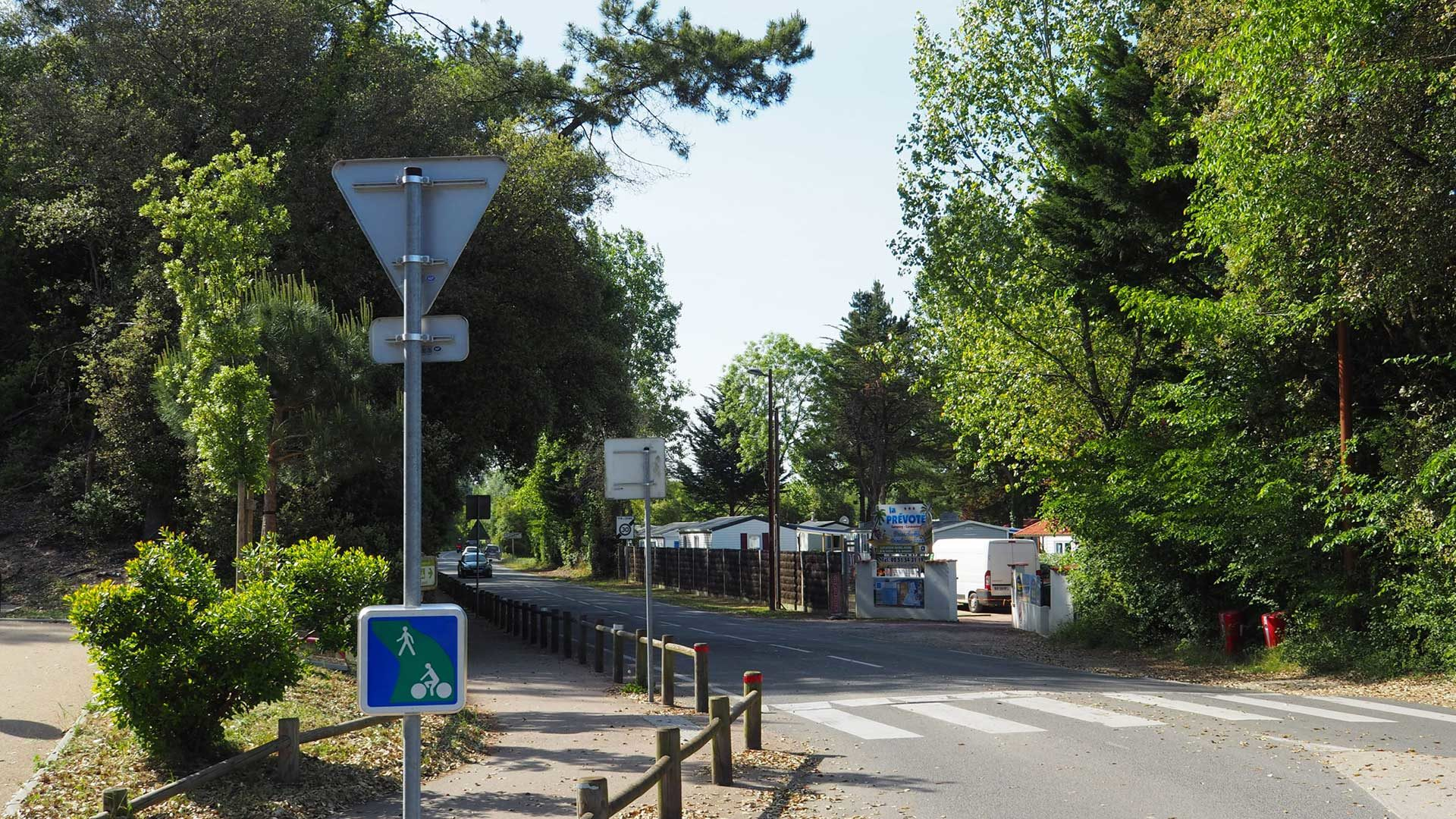 camping Saint Hilaire de Riez