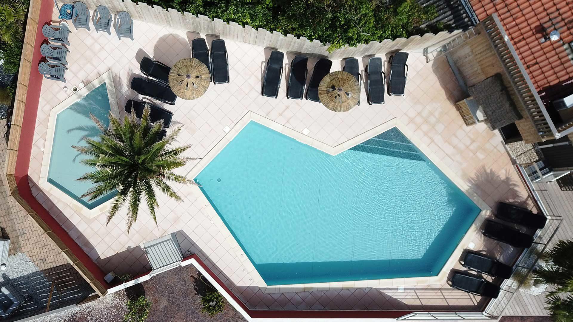 camping piscine Saint Hilaire de Riez