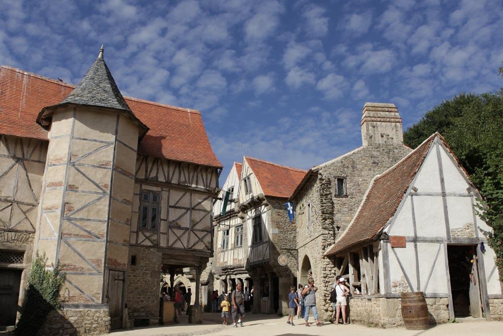 Puy du Fou cité médiévale
