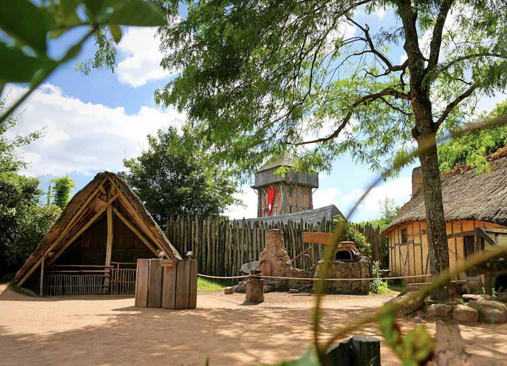 fort de l'an mille Puy du Fou