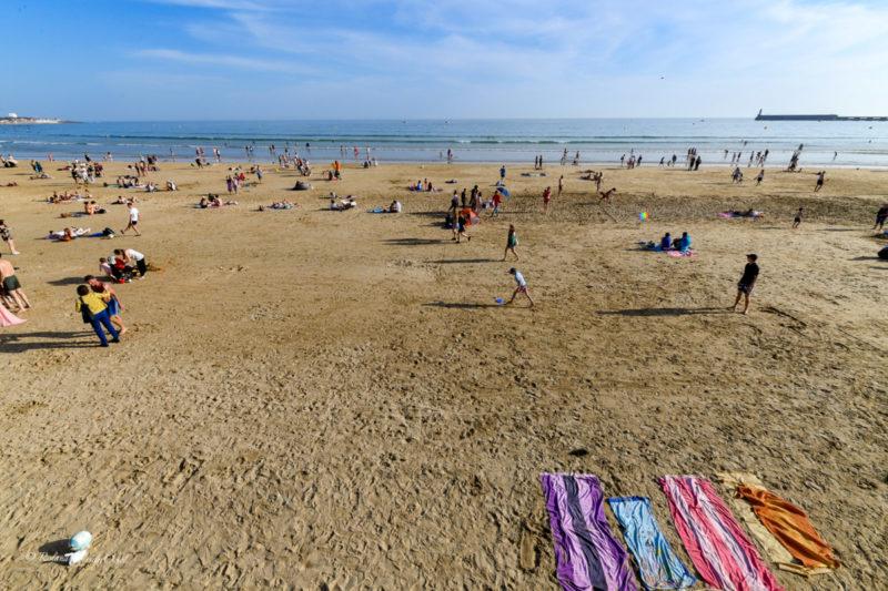 Les sables d'Olonne